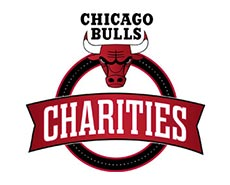 Logo Chicago Bulls Charity