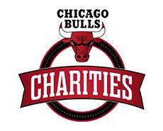 Logo Chicago Bulls Charity