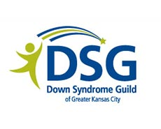 Logo Down Syndrome Guild Kc
