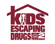 Logo Kids Escaping Drugs
