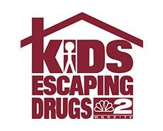 Logo Kids Escaping Drugs