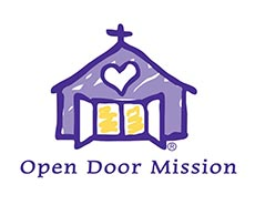 Logo Open Door Mission